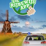 RijbewijsApp splash screen iphone